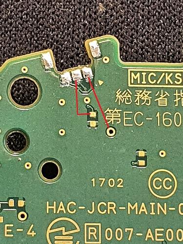 joycon wiring