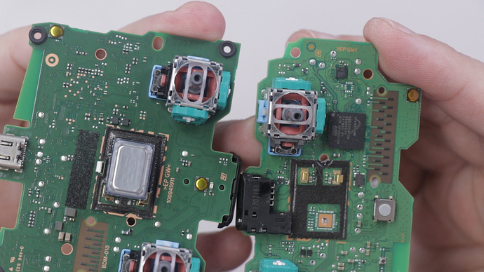 Step 10 - 4 DS4 Motherboard Comparison