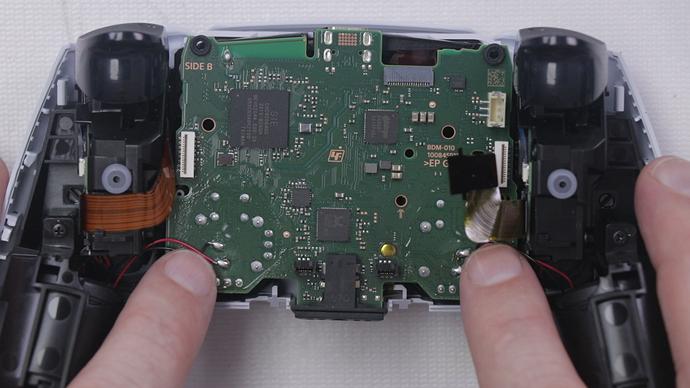 Step 10 - Desolder Wires