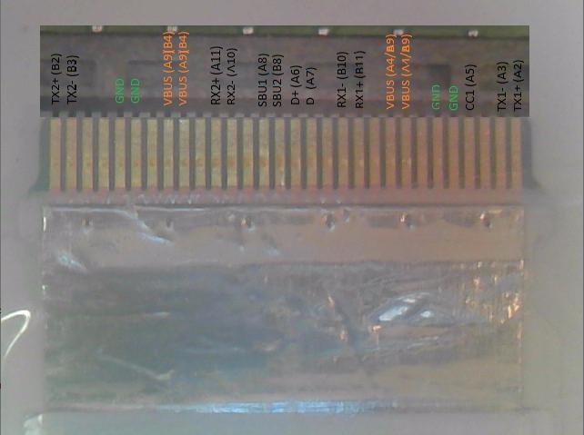 USB C Dock Kabel